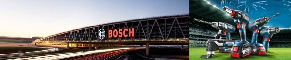 Thương hiệu và dụng cụ điện cầm tay của Bosch