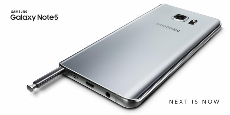 Samsung Galaxy Note 5 iprice