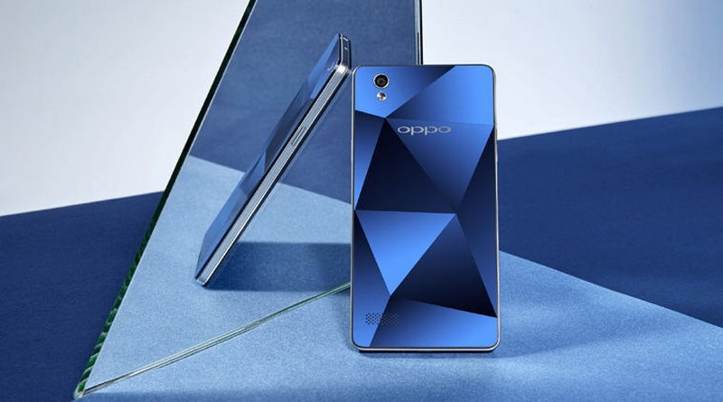 Oppo Mirror 5 Blue iprice