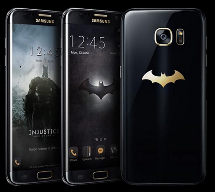 Galaxy S7 Batman iprice