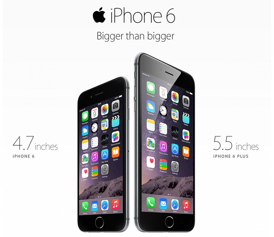 iPhone 5 vs iPhone 6 iprice
