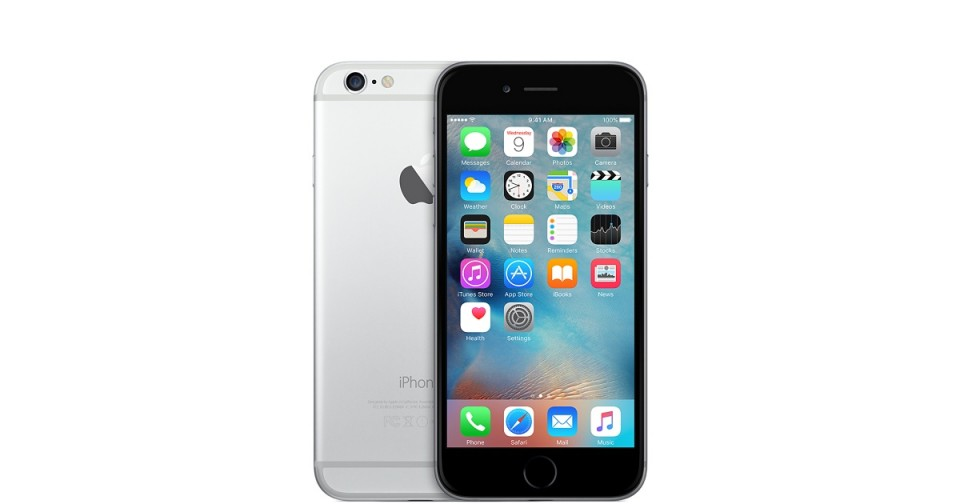 iPhone 6 silver iprice Indonesia