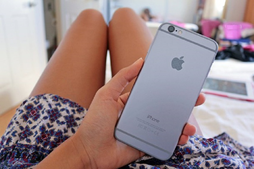 iPhone 6 beauty leg challenge iprice