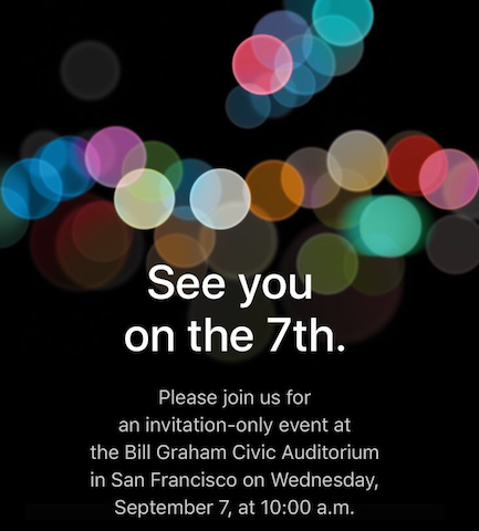 iPhone 7 launch date iprice