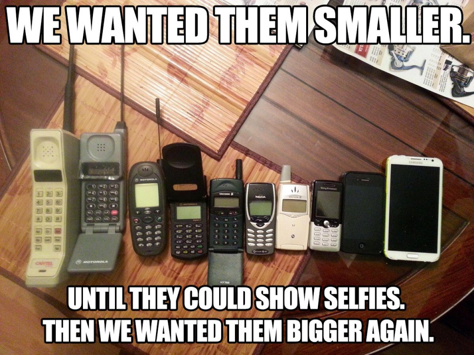 smartphone meme iprice