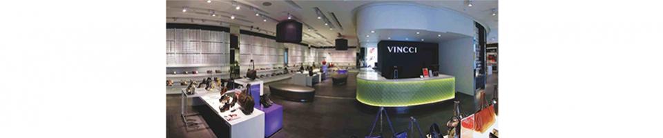 Online Store Vincci