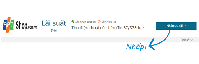 FPT Shop coupon iprice 1