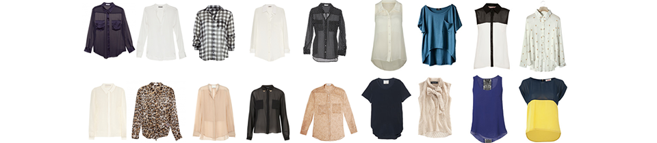 Blouses Malaysia - Online Shopping