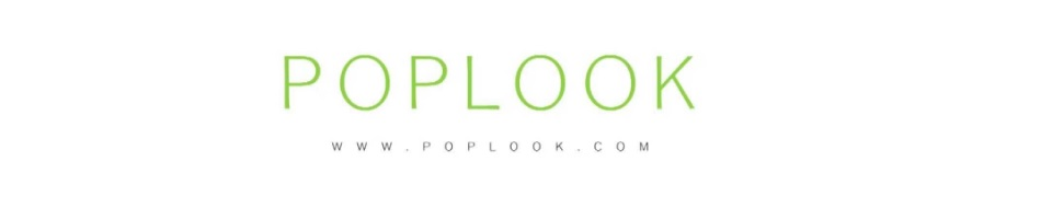 Poplook Malaysia Logo Clothing Fashion Women Kids Children