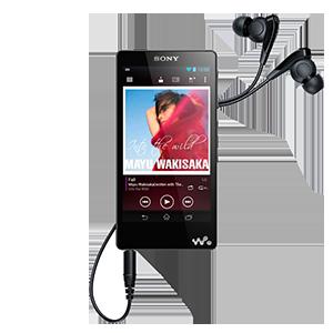Máy nghe nhạc Sony