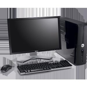 máy tinh de ban Dell