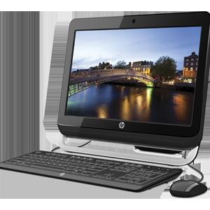 máy tinh de ban HP