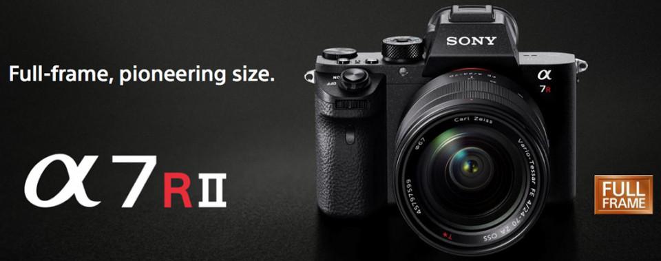 máy ảnh Sony Alpha