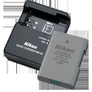 pin máy ảnh Nikon