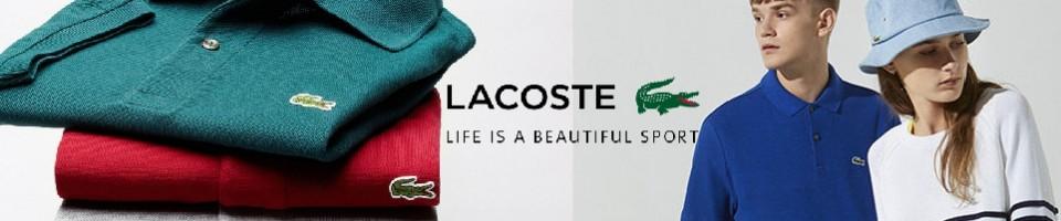 Thời trang Lacoste tại Việt Nam