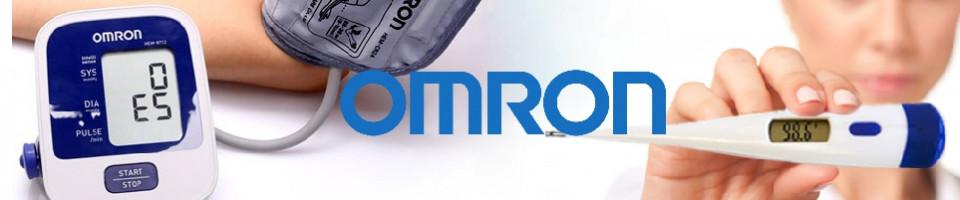 Máy đo huyết áp và nhiệt kế Omron