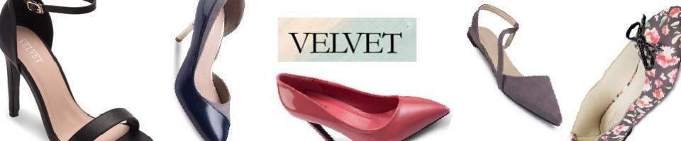 Giày thời trang Velvet