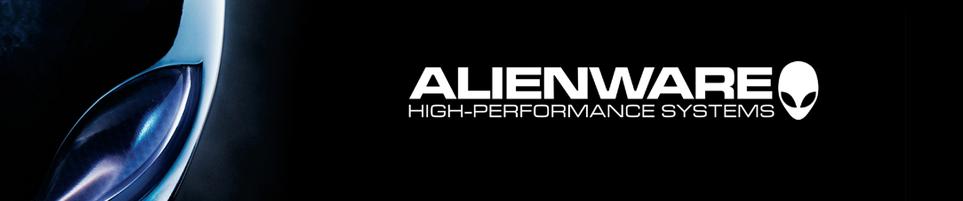 Alienware banner