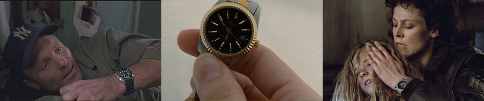 Seiko Watches in Movies