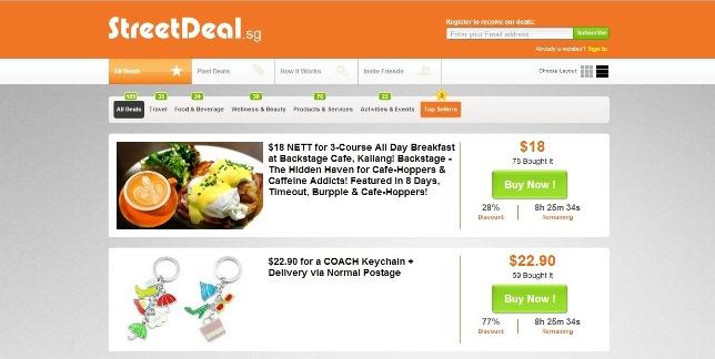 StreetDeal Coupons & Discount Codes