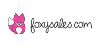 FoxySales promo Sign up for Free Delivery on 1st order