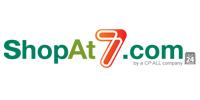 ShopAt7 คูปอง & รหัสส่วนลด